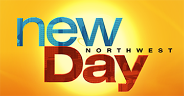 Artistic Director Wesley Fruge appears on New Day Northwest to discuss collaborate:create.