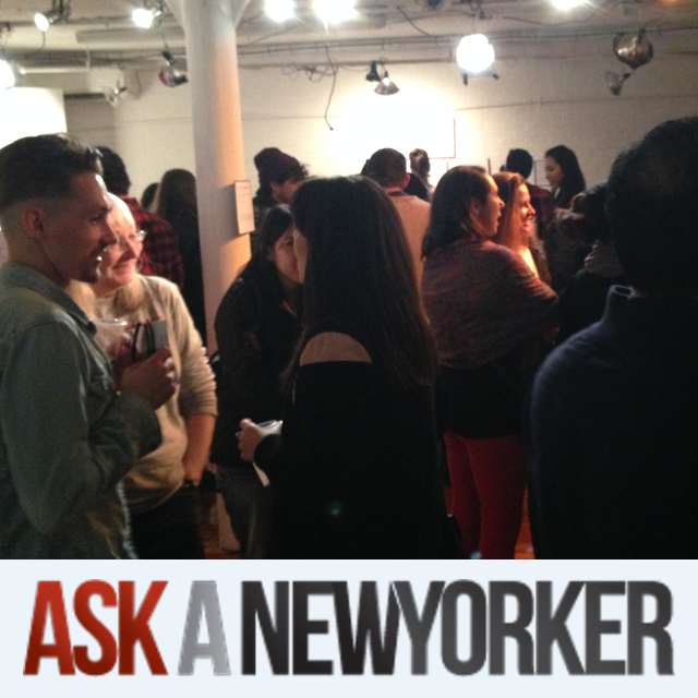 Ask a New Yorker
