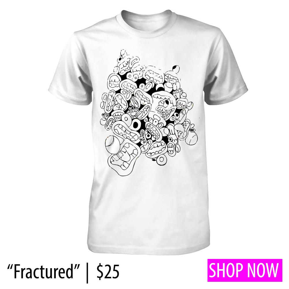 Fraction Tshirt