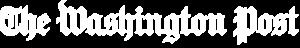Washington Post White Logo